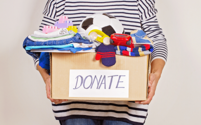 Should You Sell or Donate the Things You No Longer Need?