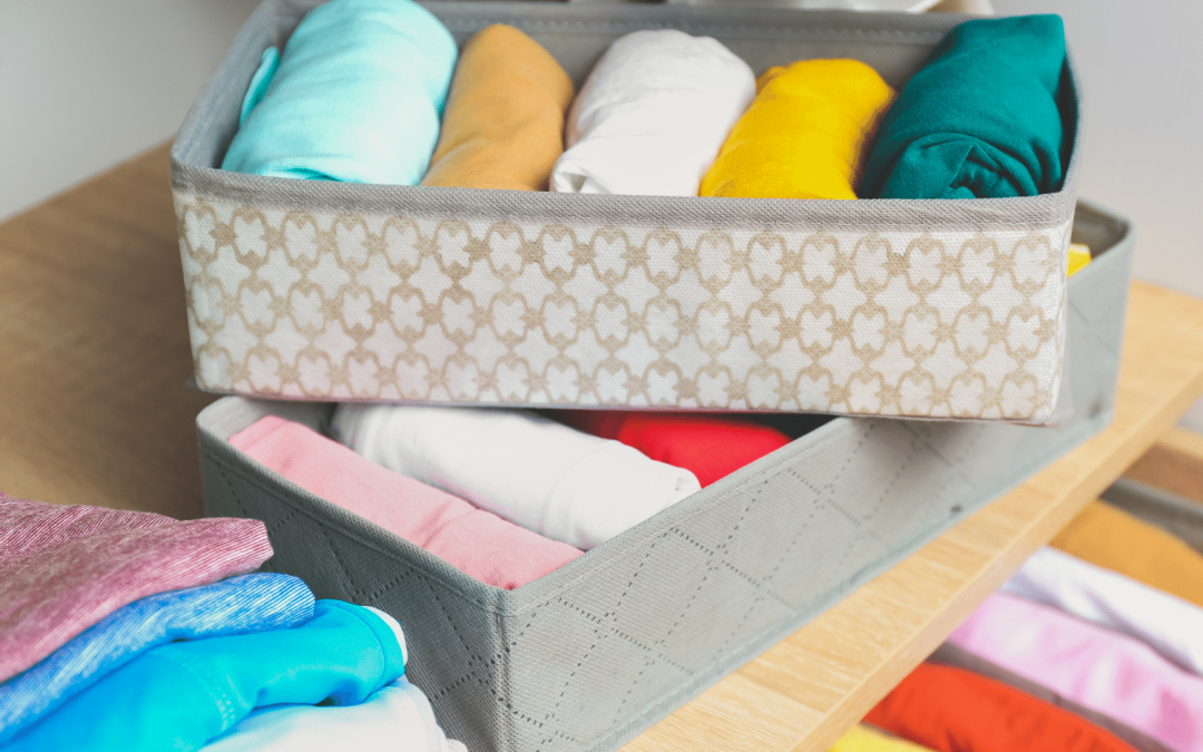 How to Organize Your Home With the Perfect Containers