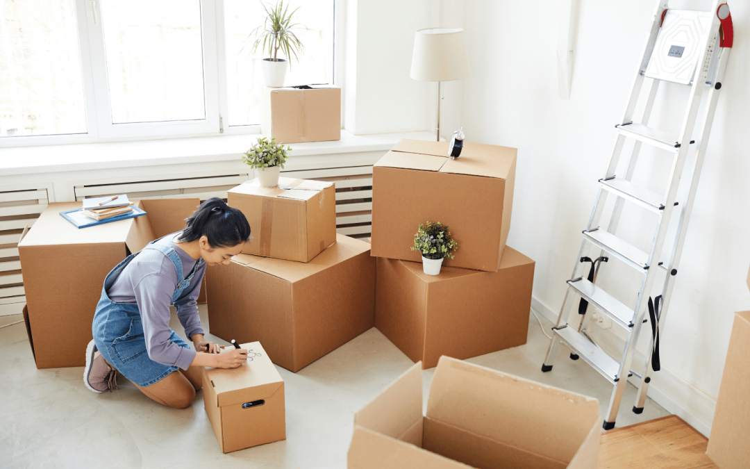 home downsizing