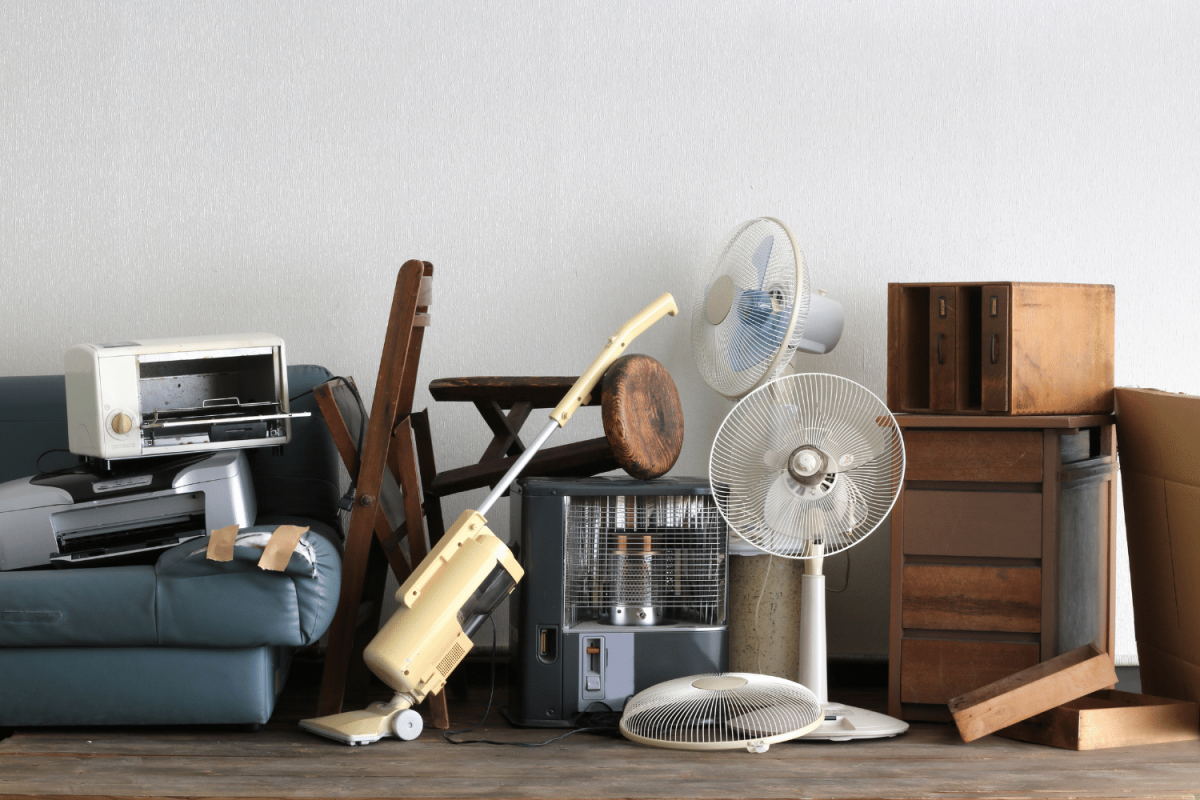 safety tips for professional organizers