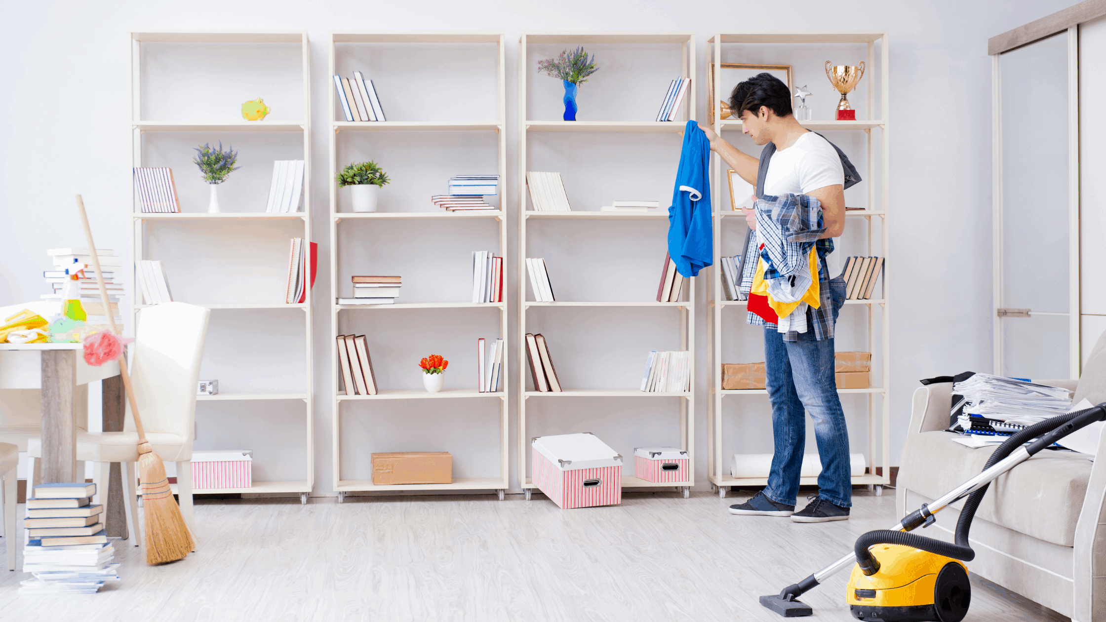 How to Declutter your Home | 5 Questions to Ask when Clearing Clutter