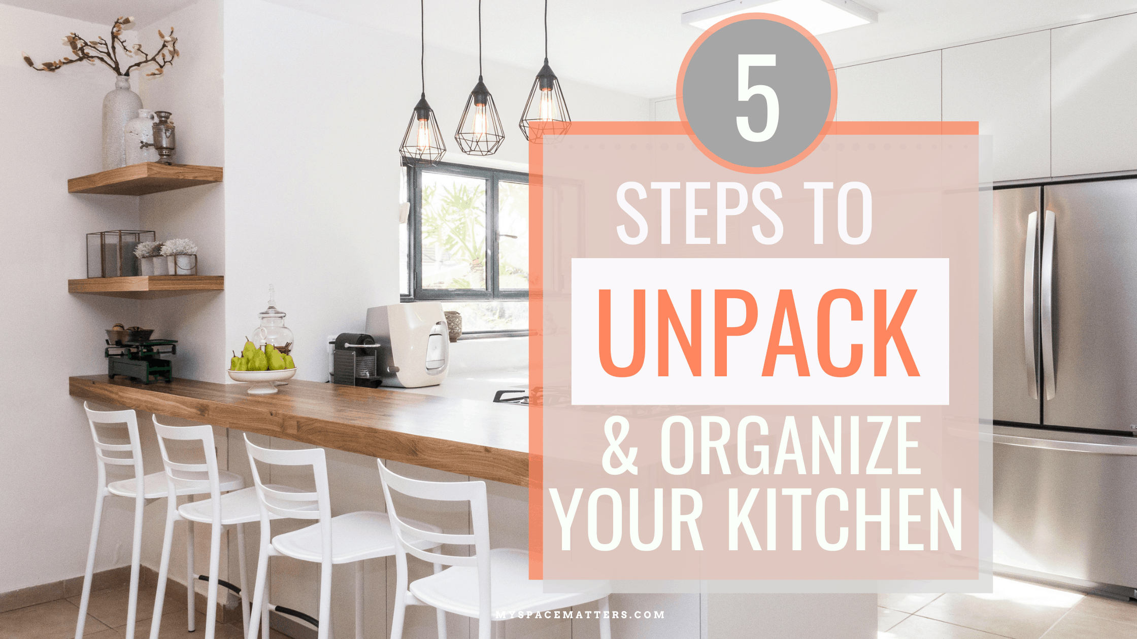 5 Steps to Unpacking a Kitchen Like a Professional