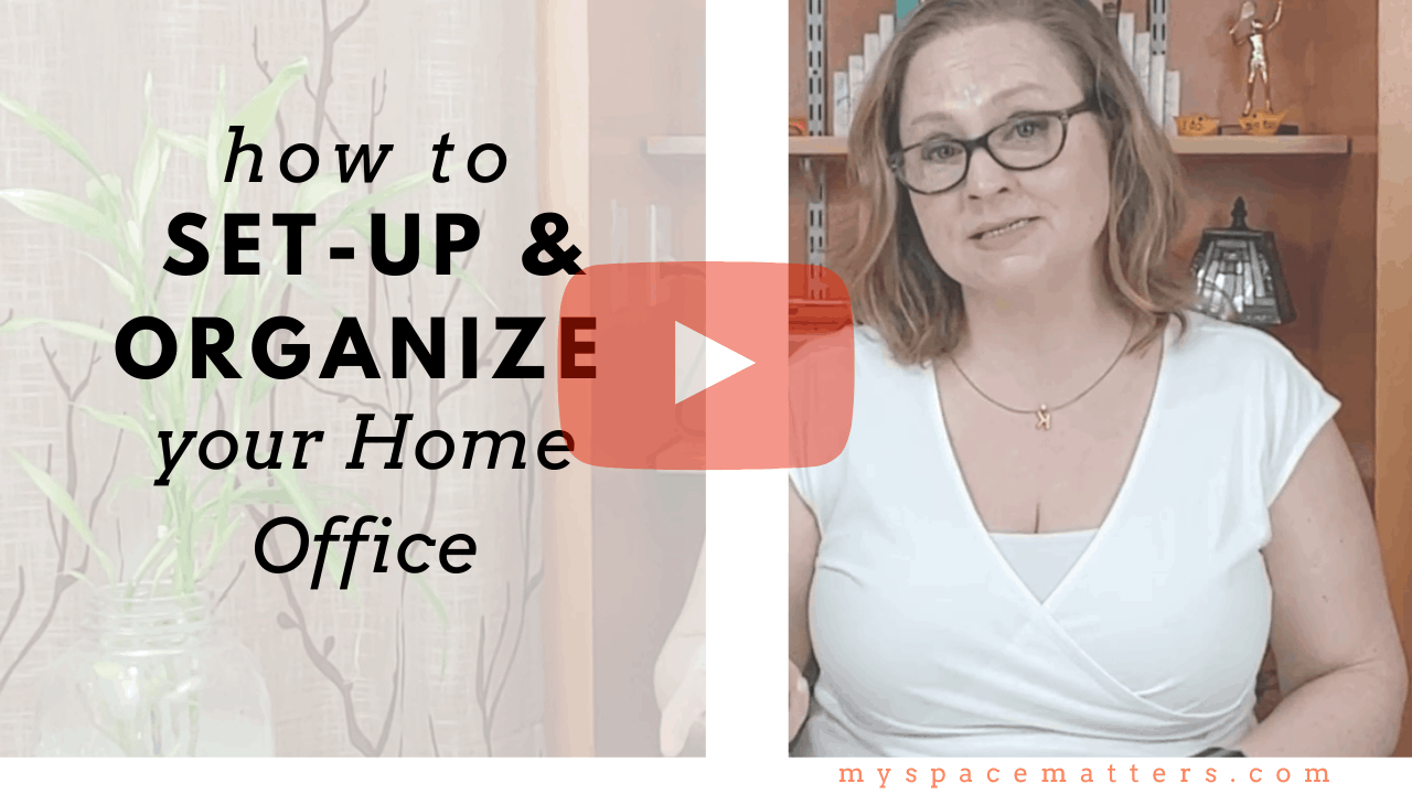 How to Set Up and Organize your Home Office
