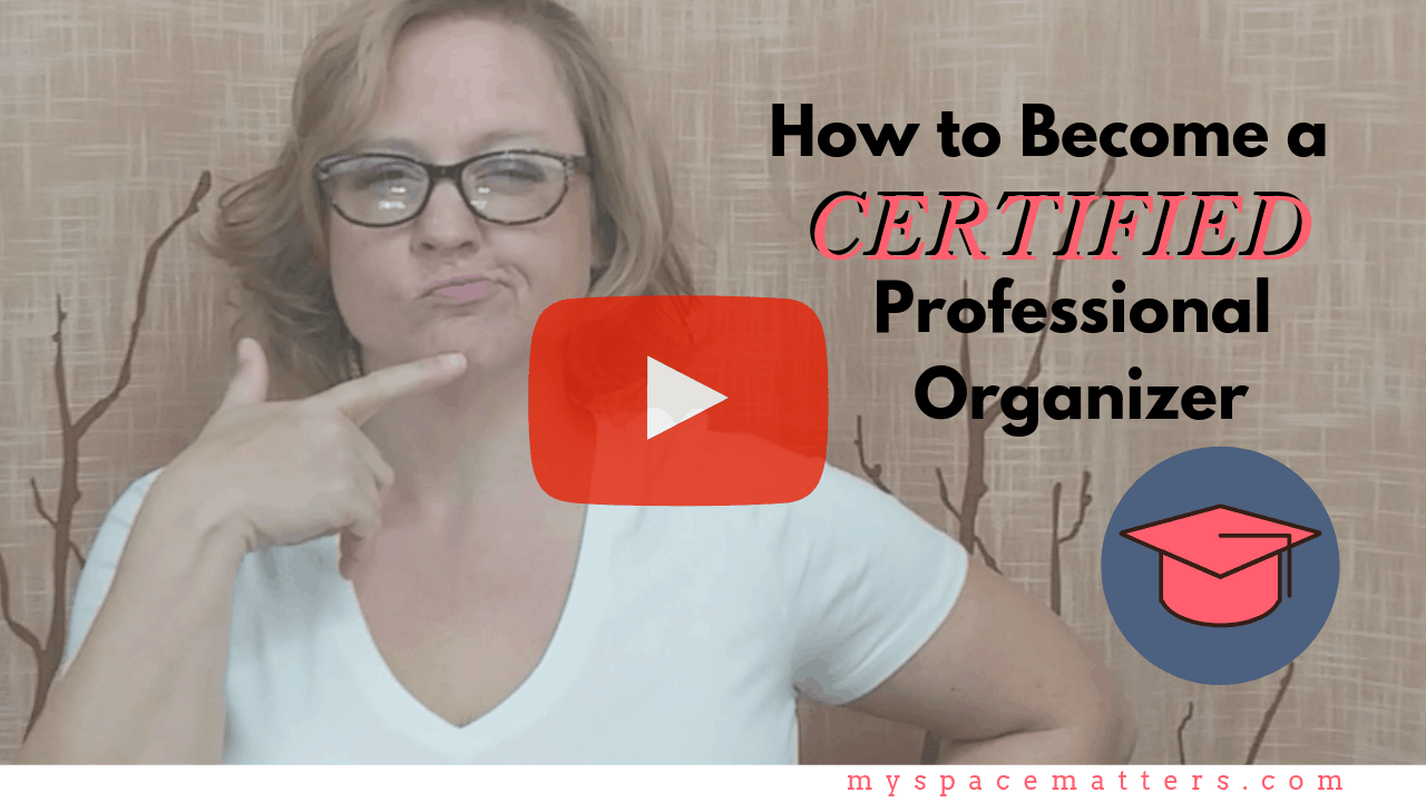 How to Become a Certified Professional Organizer (CPO)